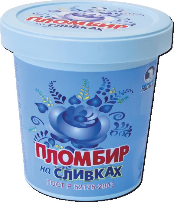 Мороженое в домашних условиях пломбир на сливках
